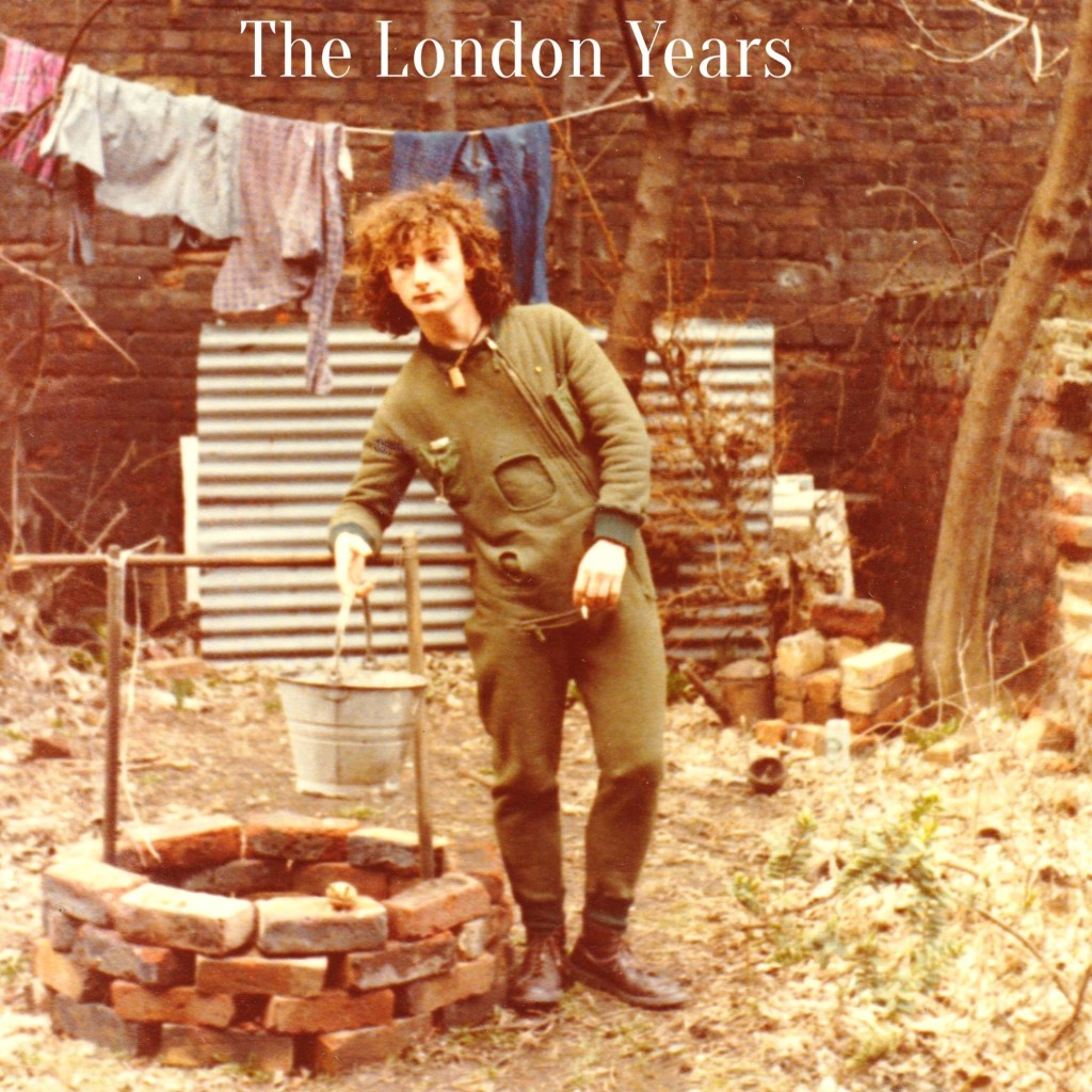 jah 30 london years